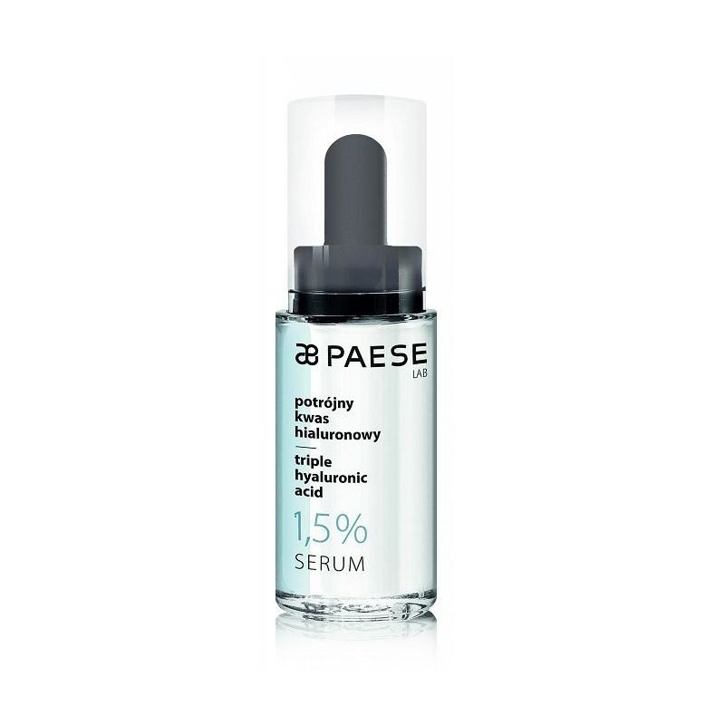 Paese Triple Hyaluronic Acid Serum 1,5%