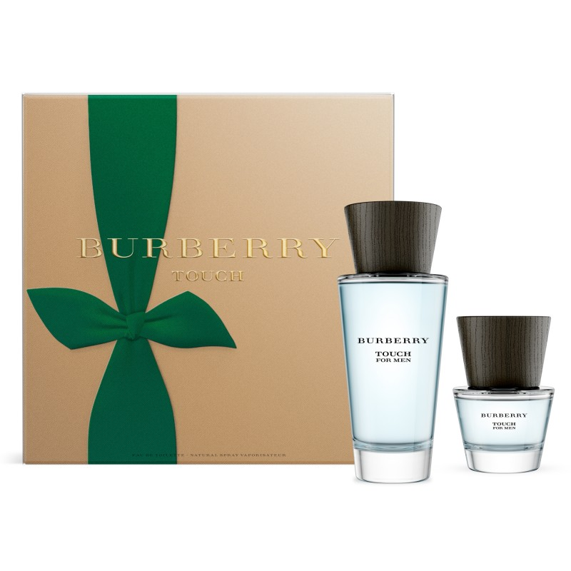 Burberry Touch For Men EDT Set