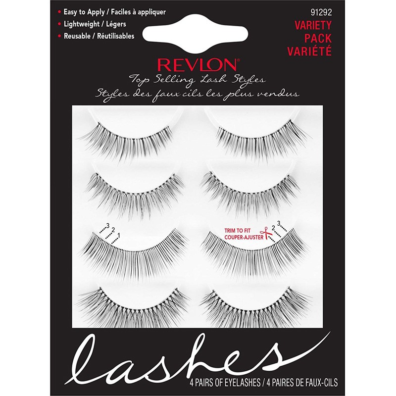 Revlon Multi-Pack Eye Lashes 91292