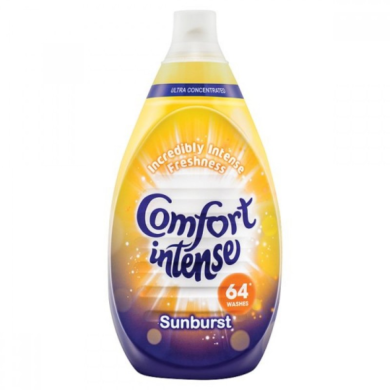 Comfort Intense Sunburst Fabric Conditioner