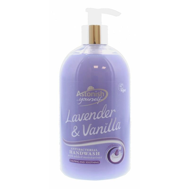 Astonish Lavender & Vanilla Hand Wash