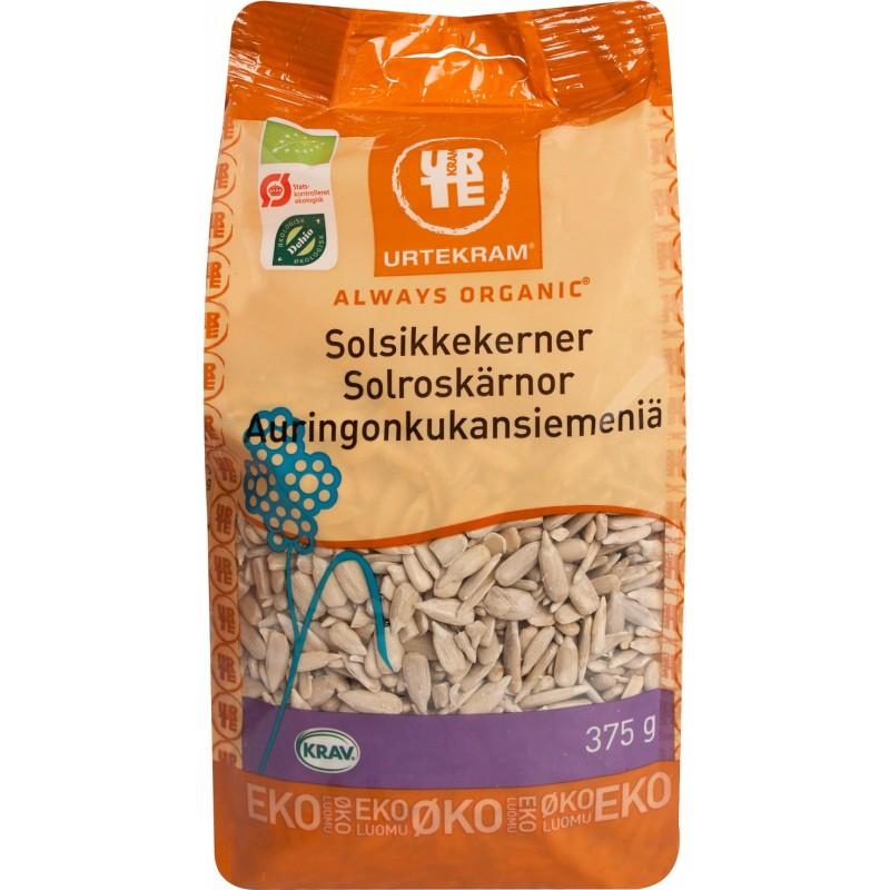 Urtekram Solsikkerkerner Øko