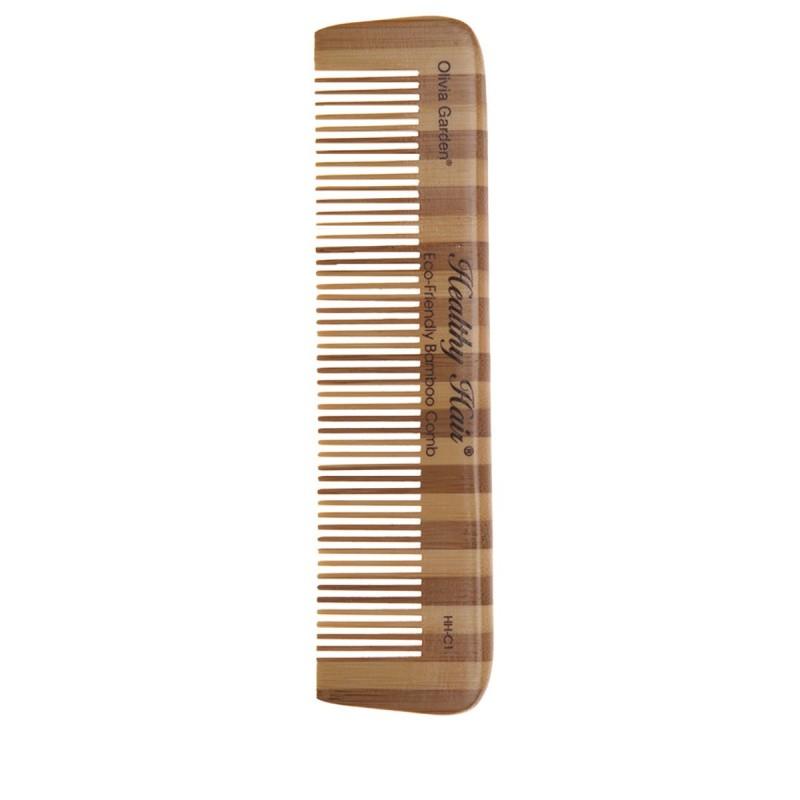 Olivia Garden Healthy Hair bambukampa 1