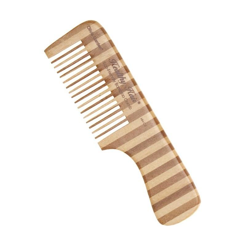 Olivia Garden Healthy Hair Bamboo Comb 3