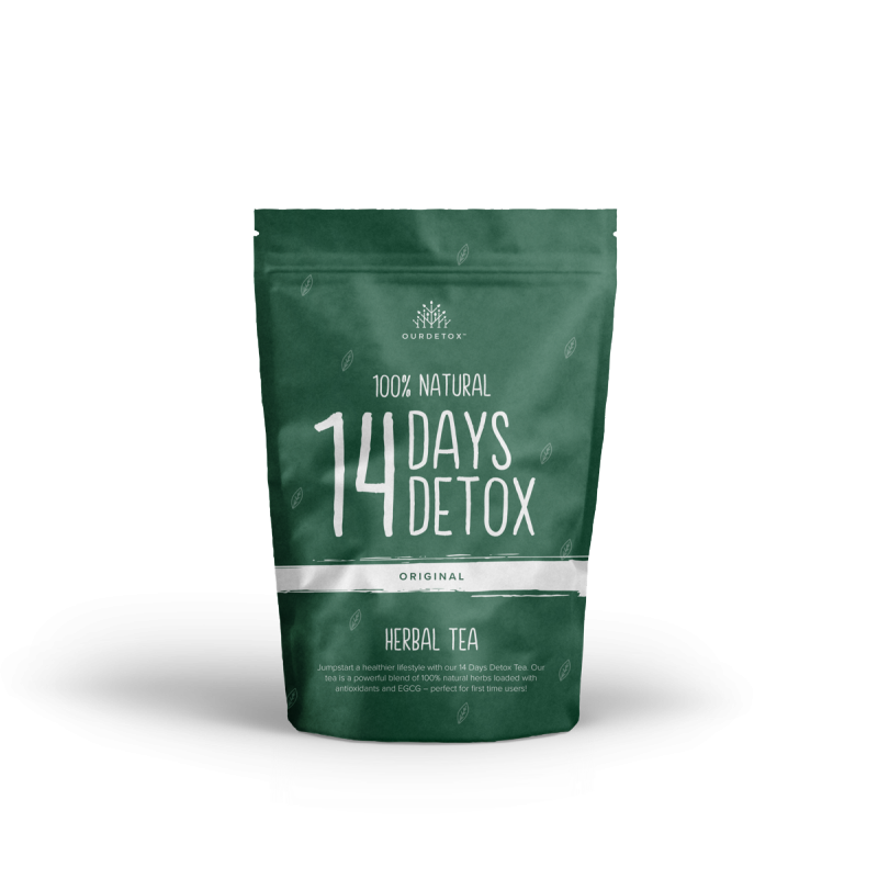 OurDetox 14 Days Detox Herbal Tea