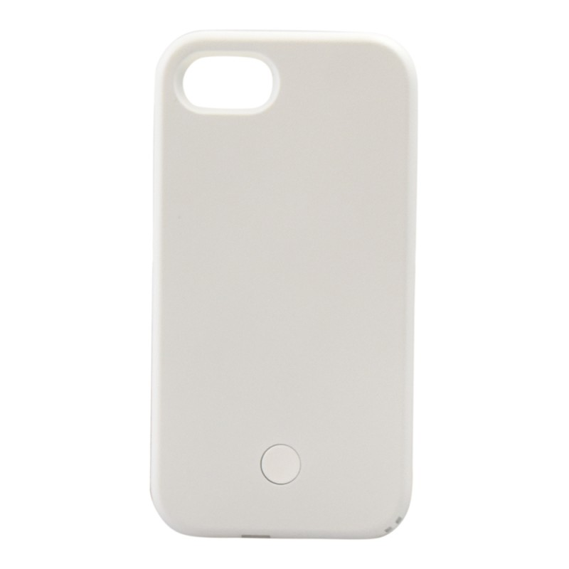 BasicsMobile Selfie Cover White iPhone 7/8