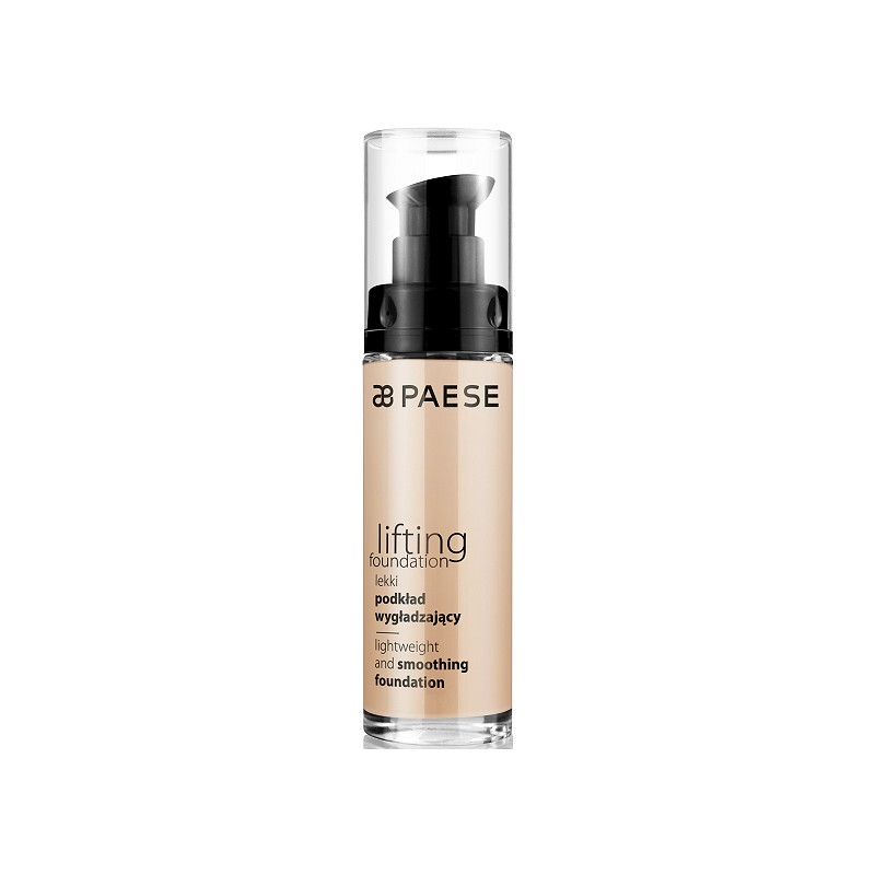 Paese Lifting Foundation 101 Warm Beige