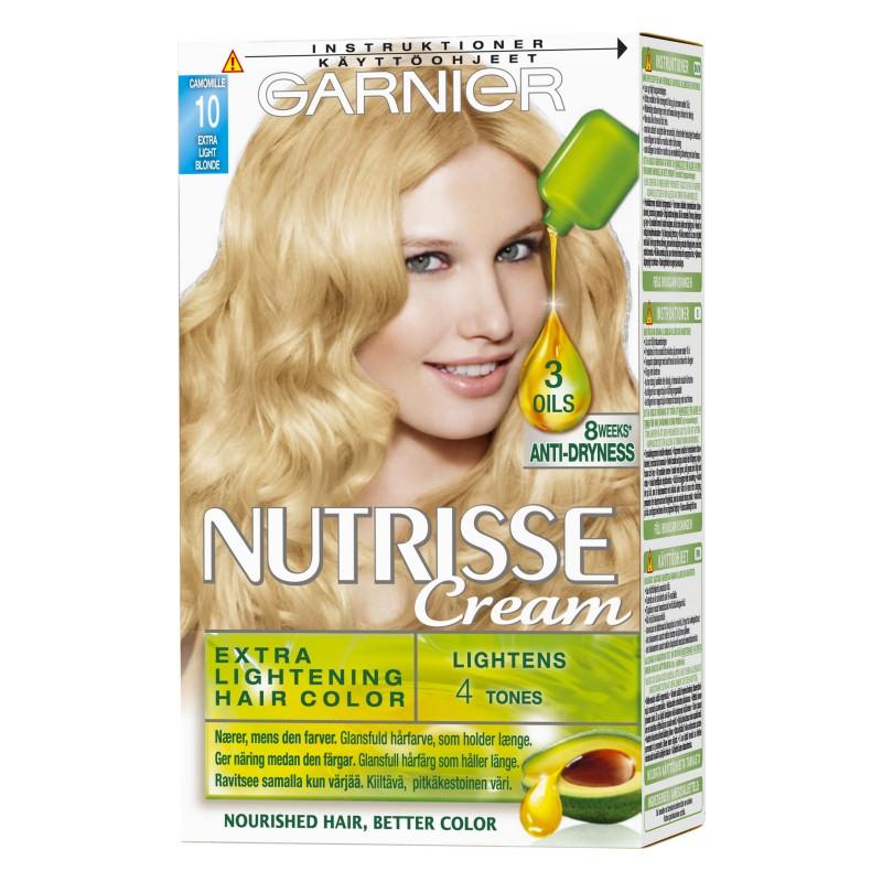 Garnier Nutrisse Creme 10 Camomille Extra Light Blonde