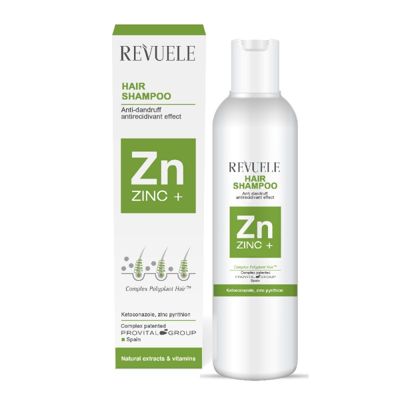 Revuele Zinc+ Anti-Dandruff Shampoo