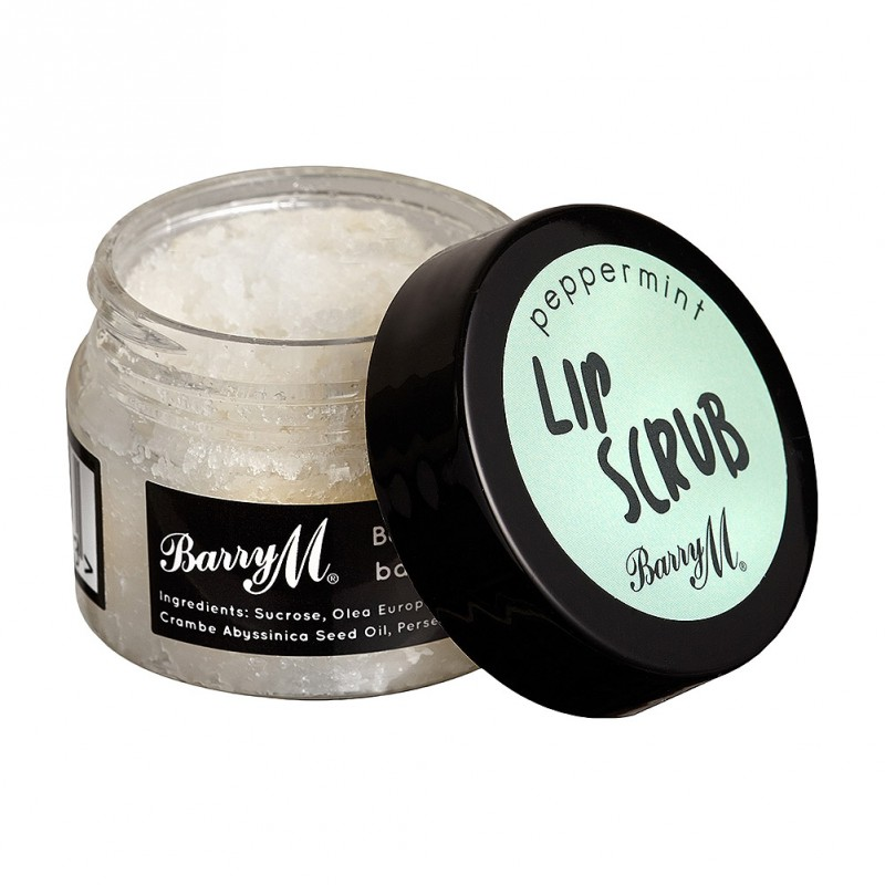 Barry M. Lip Scrub Peppermint