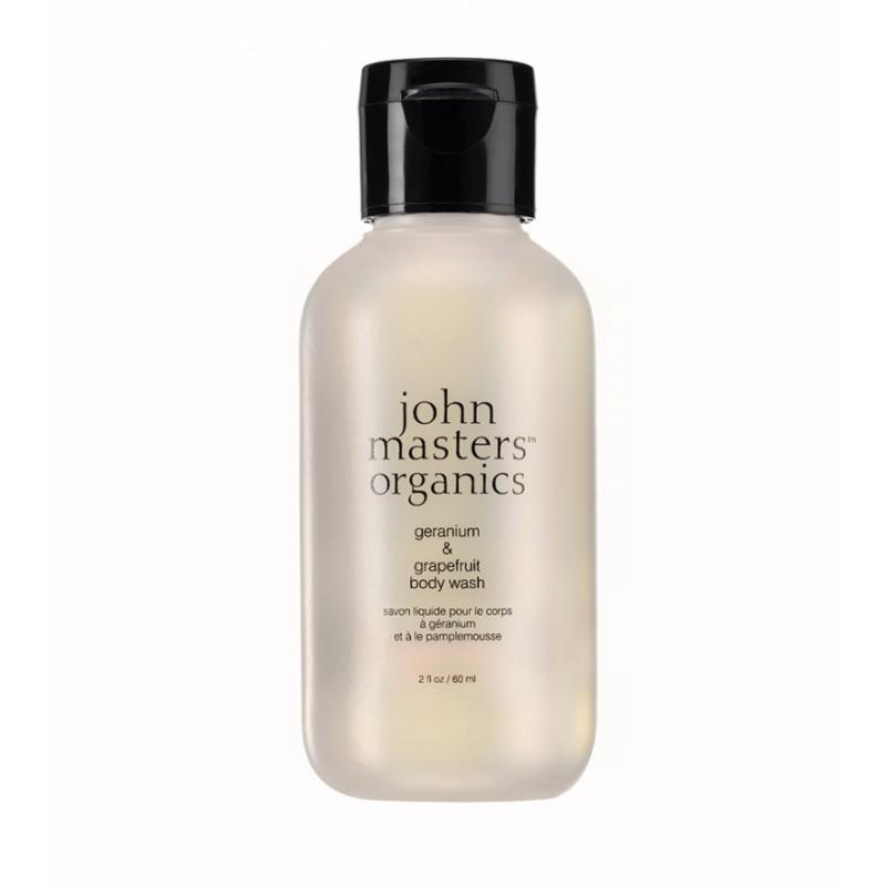 John Masters Organics Geranium & Grapefruit Body Wash