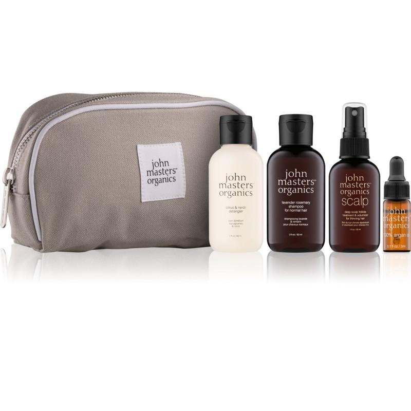 John Masters Organics Essential Travel Kit Normal Hair
