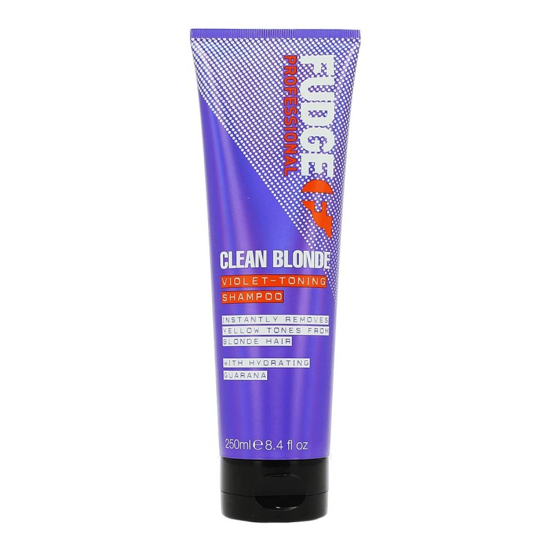 Fudge Clean Blonde Violet Toning Shampoo