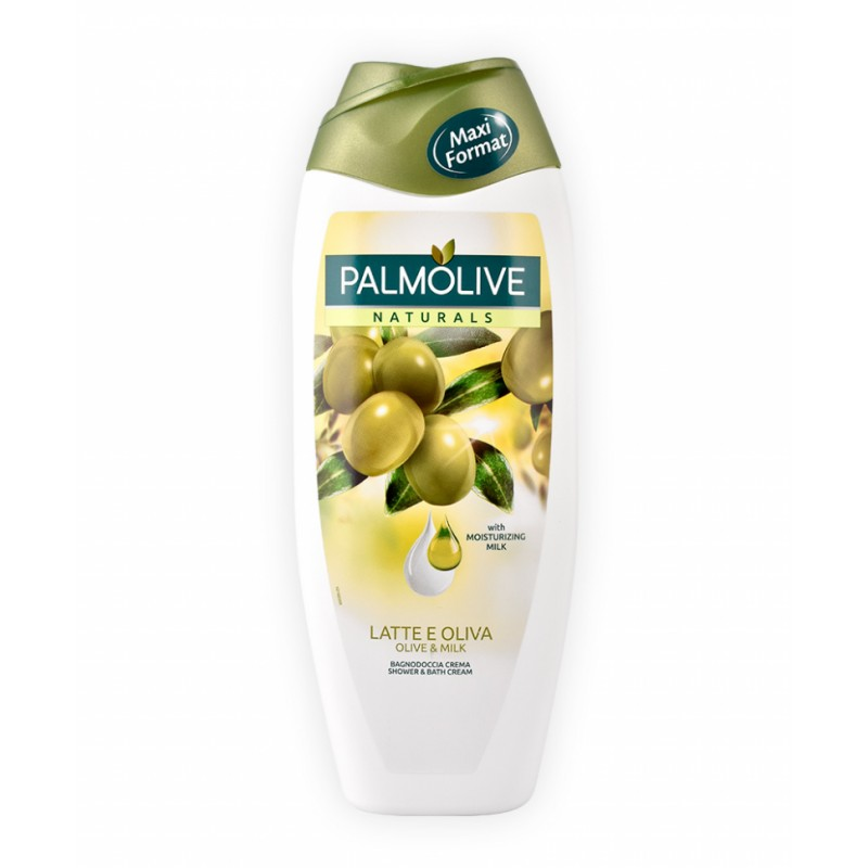 Palmolive Olive & Milk Shower Cream