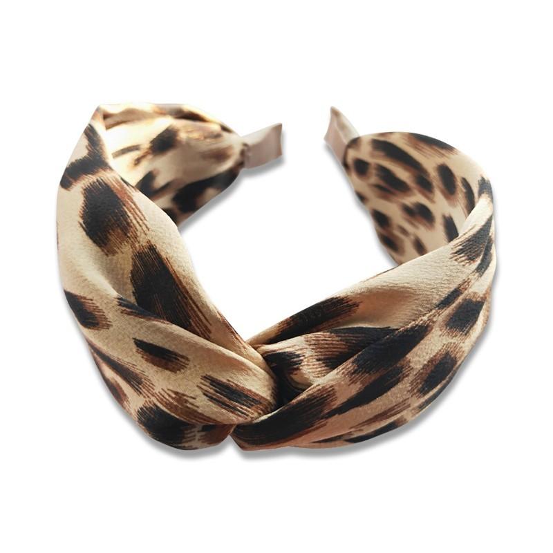Everneed Kamma Diadem Leopard