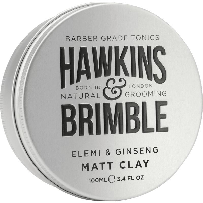 Hawkins & Brimble Elemi & Ginseng Matt Clay
