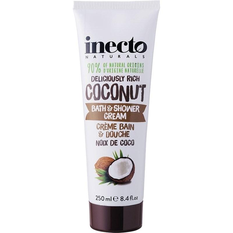 Inecto Coconut Bath & Shower Cream