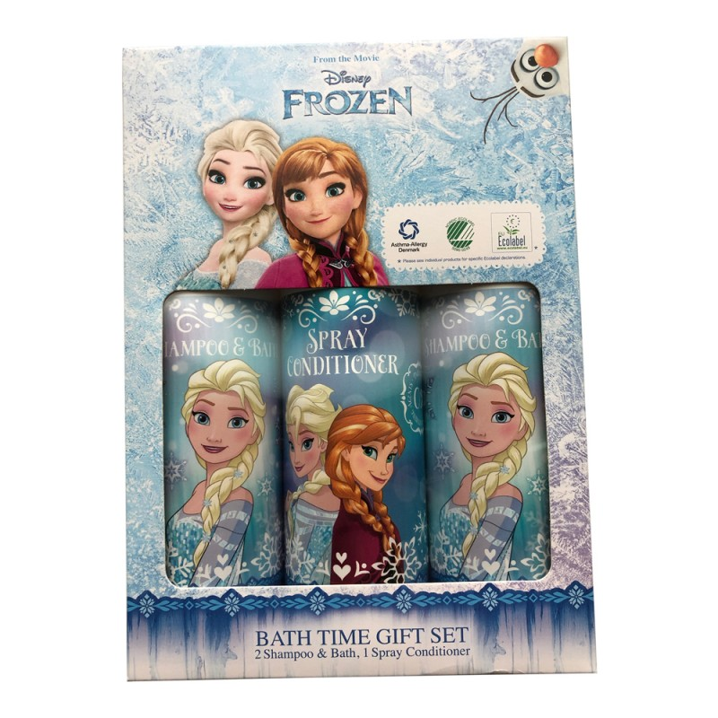 Disney Frozen Bath Time Gift Set