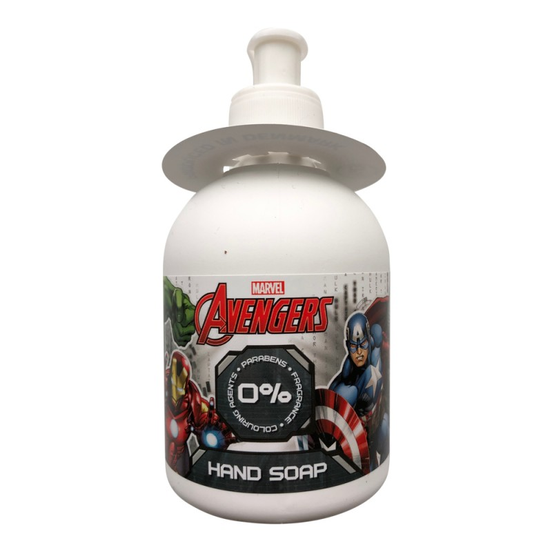 Marvel Avengers Hand Soap