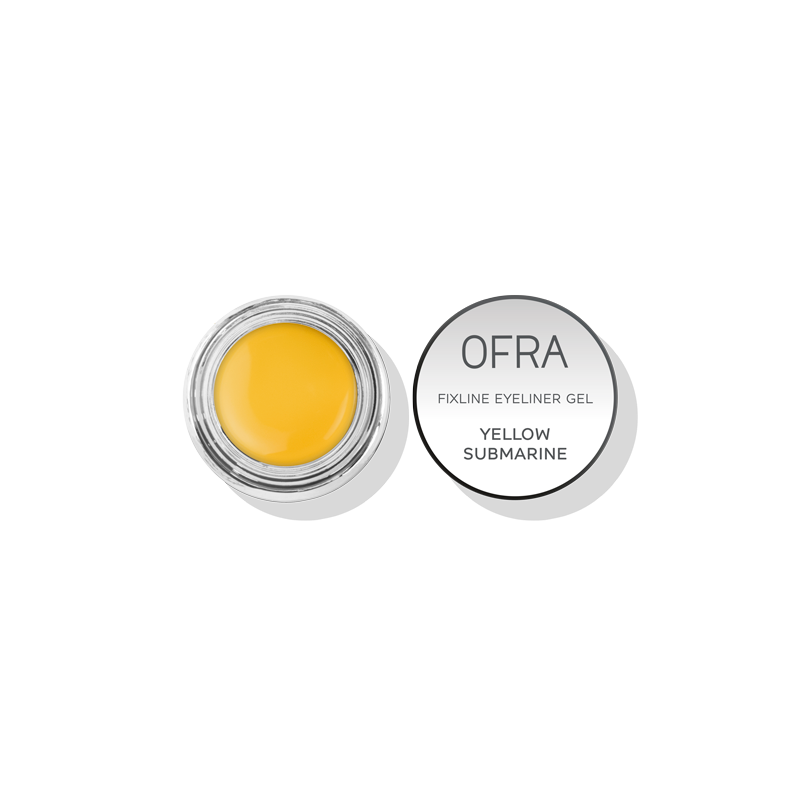 Ofra FixLine Eyeliner Gel Yellow Submarine