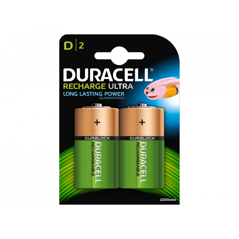 Duracell Recharge Ultra D2