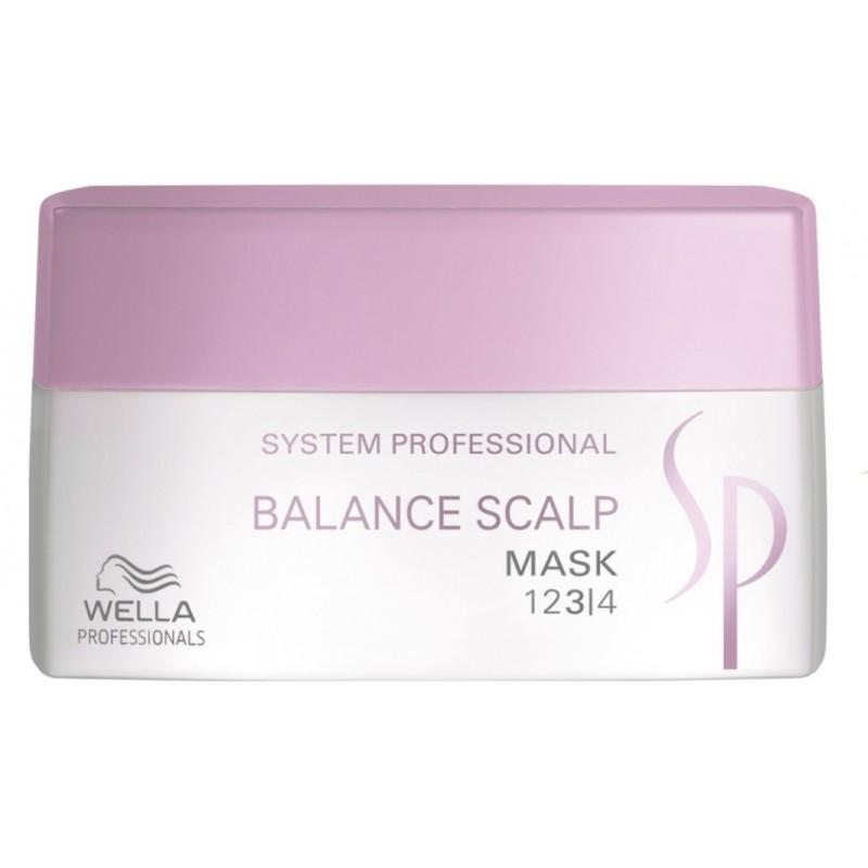 Wella SP Balance Scalp Hair Mask