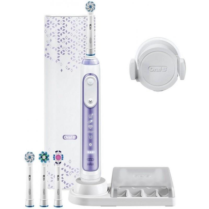 Oral-B Genius 10000N Orchid Purple Electric Toothbrush