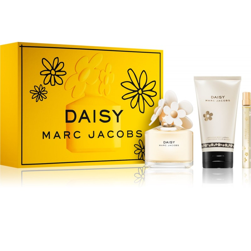 Marc Jacobs Daisy EDT & Mini & Body Lotion