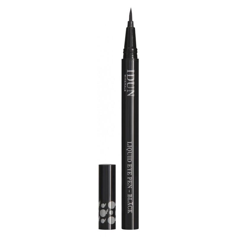 Idun Minerals Liquid Eyeliner Pen Black
