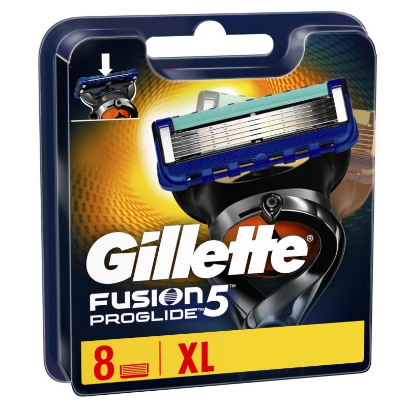 Gillette Fusion 5 Proglide Razor Blades