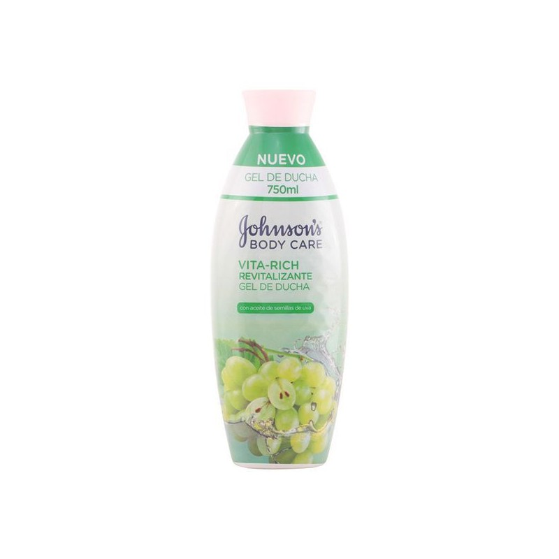 Johnson's Vita Rich Revitalising Grape Shower Gel