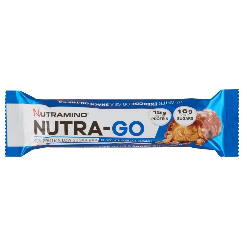 Nutramino Nutra-Go Chocolate Vanilla & Caramel