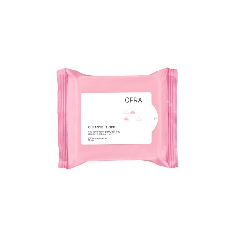 Ofra Cleanse It Off Wipes