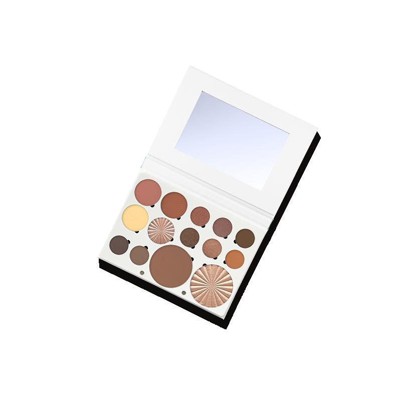 Ofra Professional Eyeshadow Palette Boho