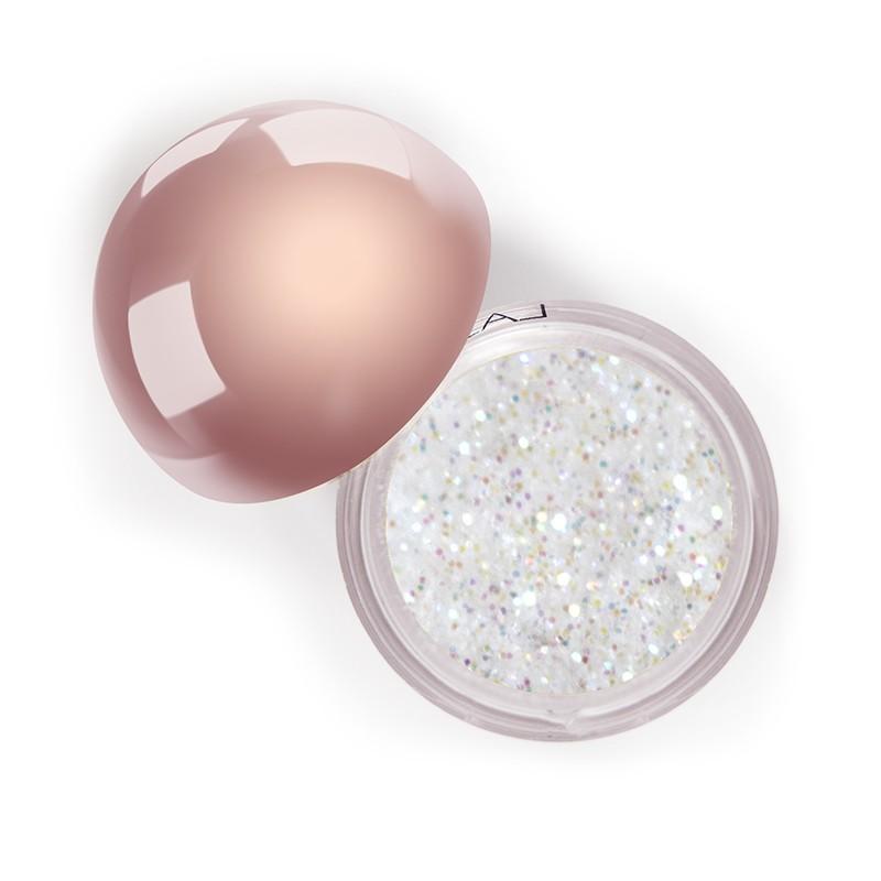 LASplash Crystallized Glitter Between The Sheets
