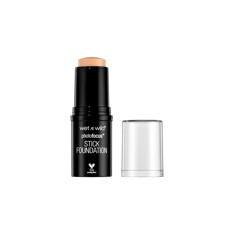 Wet 'n Wild Photo Focus Stick Foundation Shell Ivory