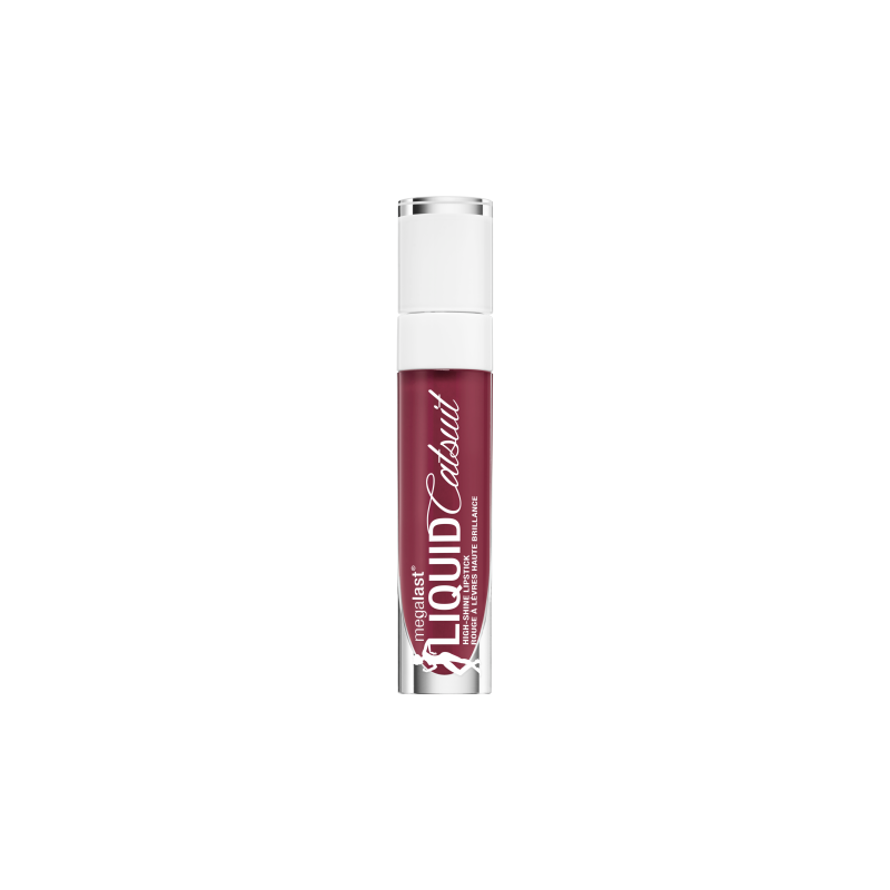 Wet 'n Wild Megalast Liquid Catsuit High-Shine Lipstick Wine Is The Answer