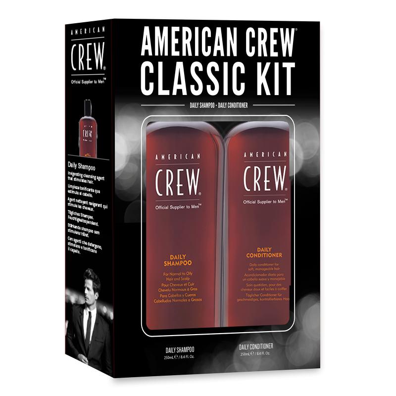 American Crew Classic Daily Kit