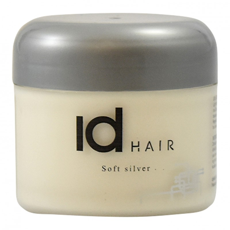 IdHAIR Id Voks Soft Silver