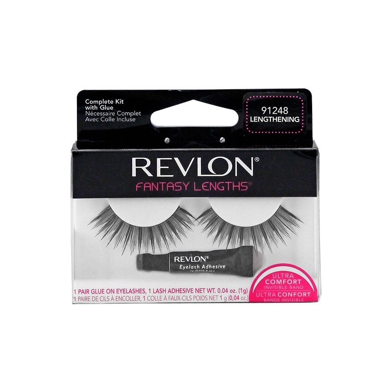 Revlon Fantasy Lengths Lashes 91248 Lenghtening