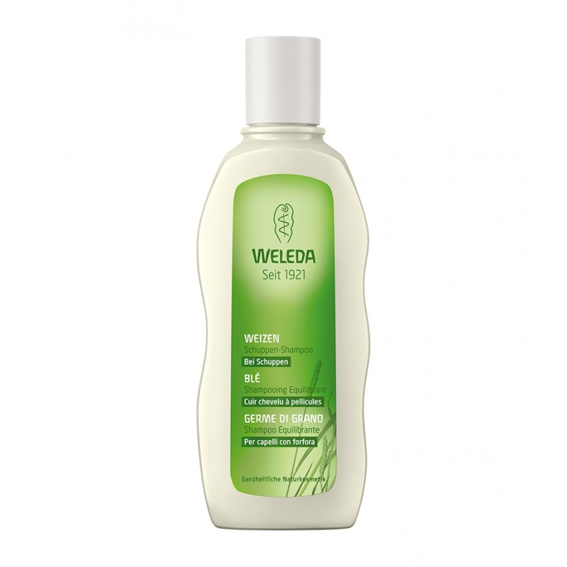 Weleda Wheat Anti-Dandruff Shampoo