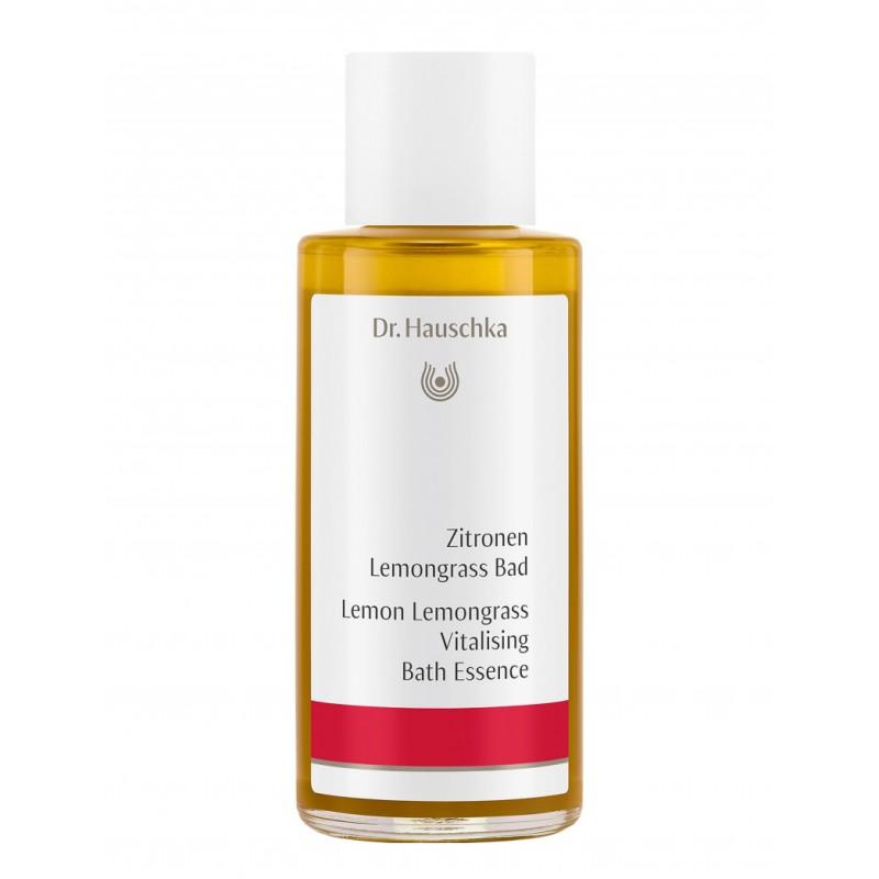 Dr. Hauschka Lemon Lemongrass Vitalizing Bath Essence