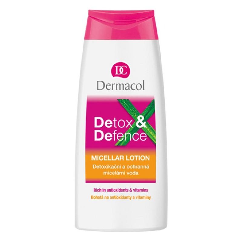 Dermacol Detox Defence Micellar Lotion
