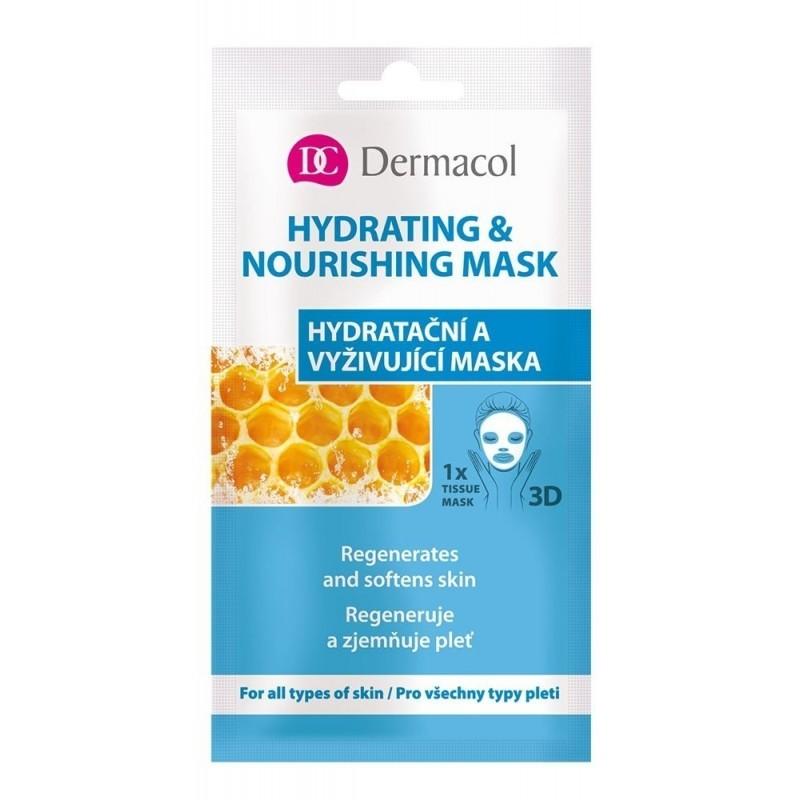 Dermacol Hydrating Nourishing Mask