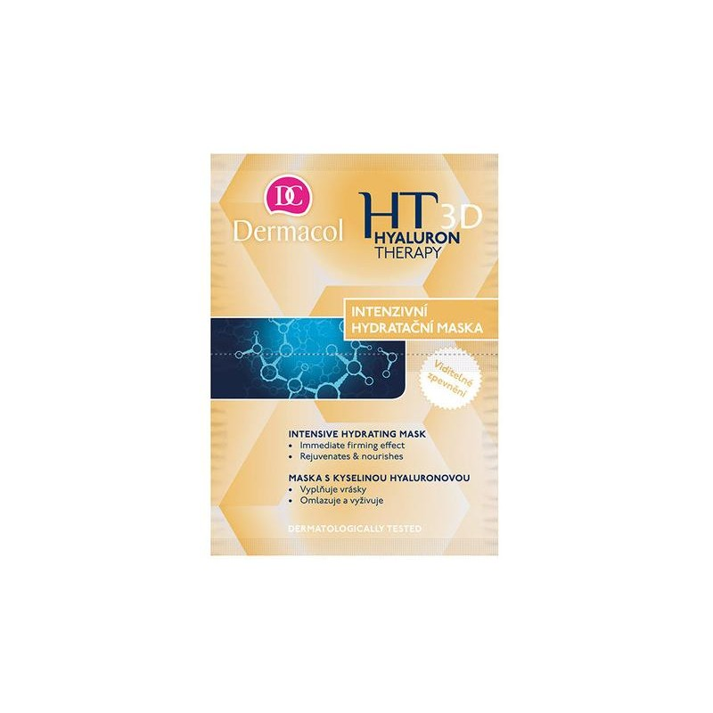 Dermacol 3D Hyaluron Therapy Intensive Hydrating Mask