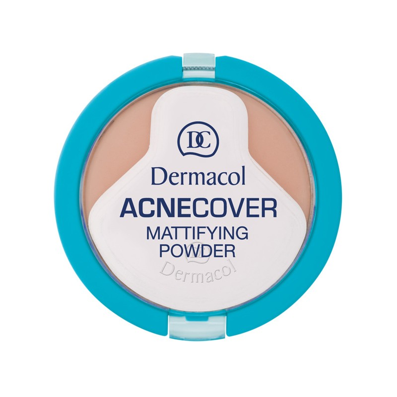 Dermacol Acne Cover Mattifying Powder 02 Shell