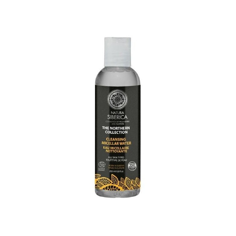 Natura Siberica The Northern Collection Cleansing Micellar Water