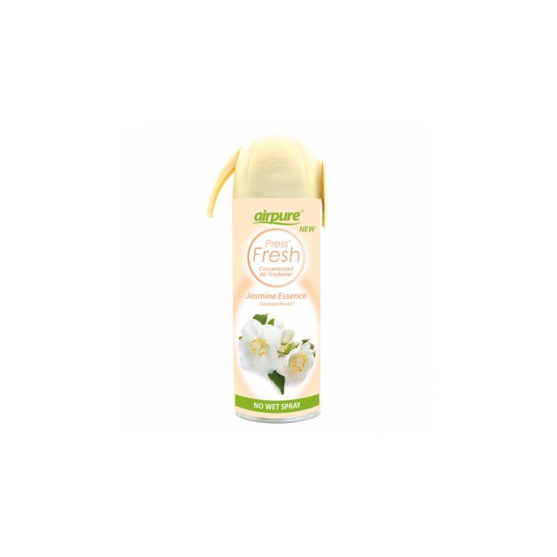 Airpure Press Fresh Jasmine Essence