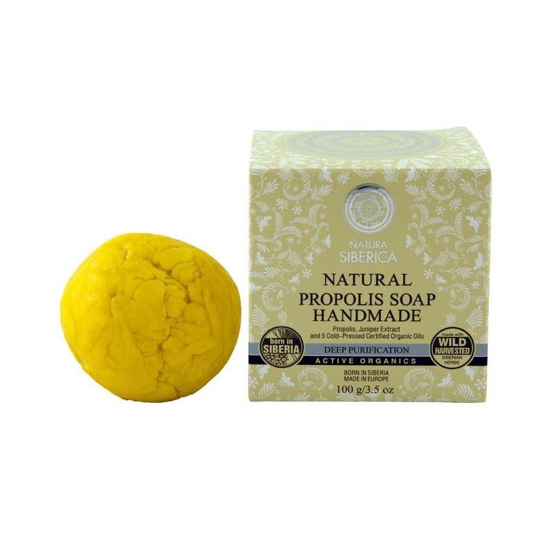 Natura Siberica Natural Propolis Soap Handmade