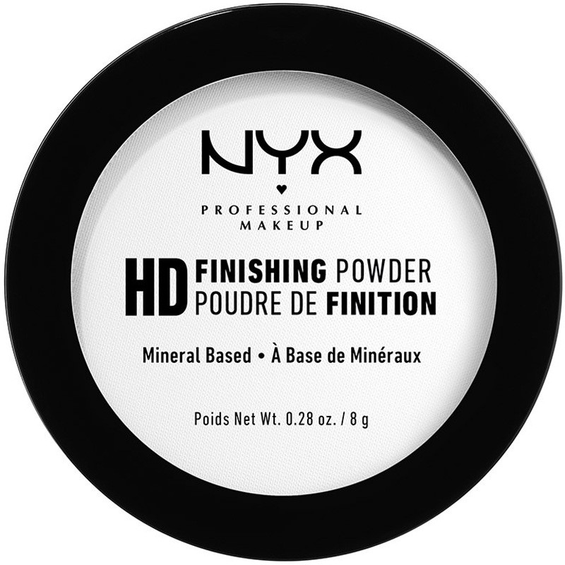 NYX HD Finishing Powder Translucent